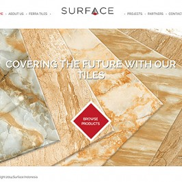 Surface Indonesia
